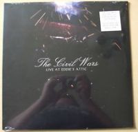 "The Civil Wars - Live At Eddie's Attic 12"" Vinyl - [RSD 2014 Ltd. Ed.] *"